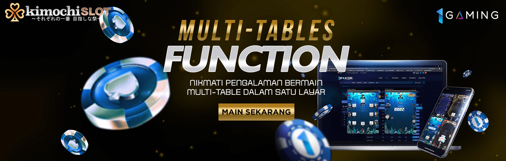 1GAMING MULTI TABLE